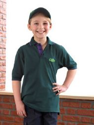 Cub tipped polo shirt