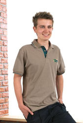 Explorer Scout Beige Polo Shirt