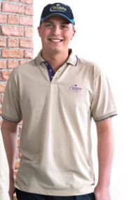 Network Scout Stone Polo Shirt