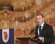 General Secretary Denis Ferry