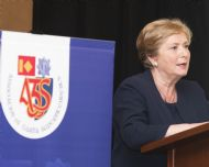 Minister for Justice & Equality Frances Fitzgerald