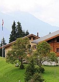 """our chalet"" switerland"