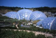 Eden Project, Cornwall UK