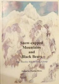 Snow-capped Mountains and Black Bears