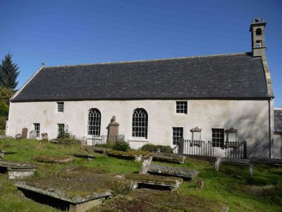 east church, cromarty