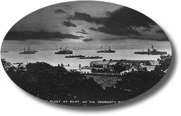 naval base during ww1