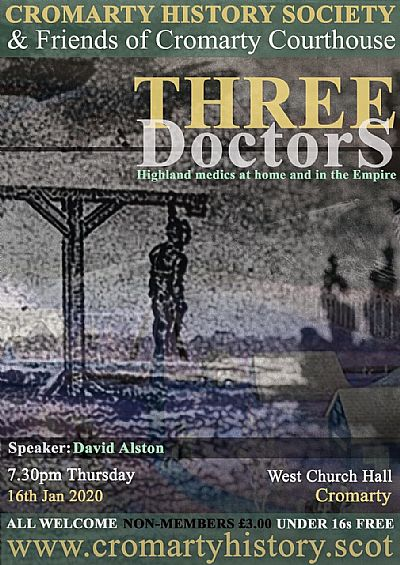 poster for three highland doctors