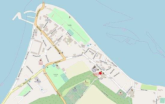 map of cromarty