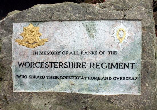 Worcestershire Amp Sherwood Foresters Worcester Branch 3