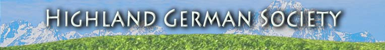 Highland German Society