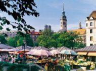 Vitalienmarkt in Munich