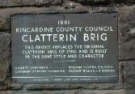 clattering brig sign