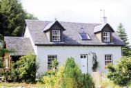 The Lochdhu, with utility room extension, near Plockton,