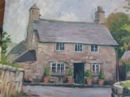 Glebe Cottage, Widecombe in the Moor