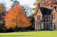 The Grange in Autumn