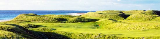askernish golf course, south uist