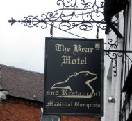 Bear Hotel.