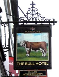 Bull Hotel.