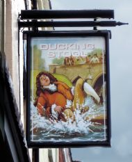 Ducking Stool