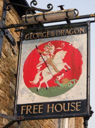George & Dragon.