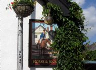 Horse & Jockey.