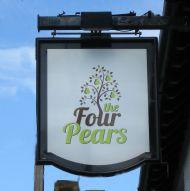 Four Pears,