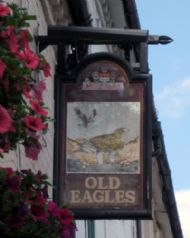 Old Eagles, Whitchurch.