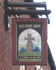 Old Stone Cross.