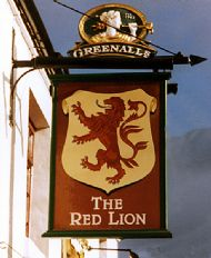 Red Lion.