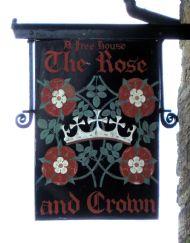 Rose & Crown.