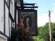 The Royal Head,