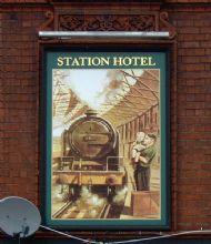 Station Hotel.