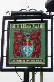 Sutherland Arms.