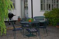 Outside seating area