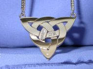 Trinity Celtic Knot Pendant