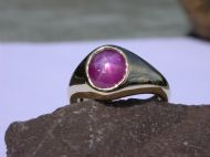 Star Ruby Ring