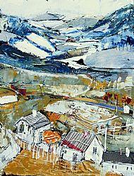 Winter Landscape #1