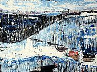 Winter Landscape #3