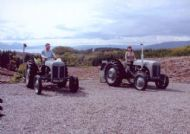 Lochnagar carpark