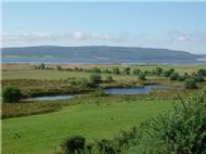The Lochans from the Wildlife path