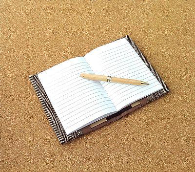 a6 notebook inside
