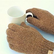 Gloves with fingers
