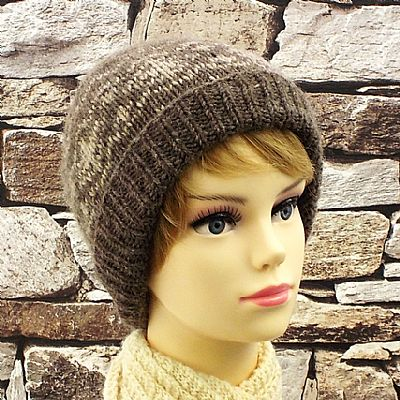 british falklands merino wool beanie by roses workshop