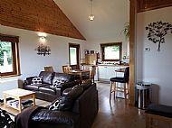 Cedarlee's living area