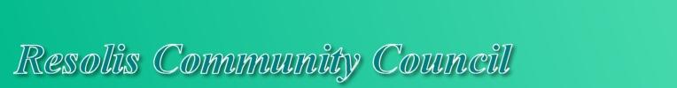 Resolis Community Council
