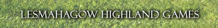 Lesmahagow Highland Games