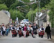 Chieftain's Procession at Turfholm