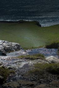 Uphill water