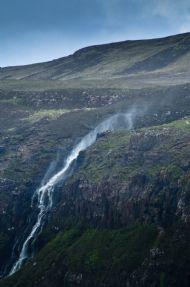 Waterfall Dunvegan Head
