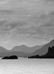 Cuillins from the Sound of Raasay